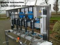 5 Koppige Boormachine