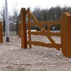 Kunstwerk rotonde N332 Nieuw Heeten